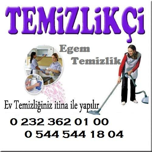 İzmir Ev Temizlik Şirketleri